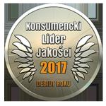 Konsumencki Lider Jakości 2017 - DEBIUT ROKU